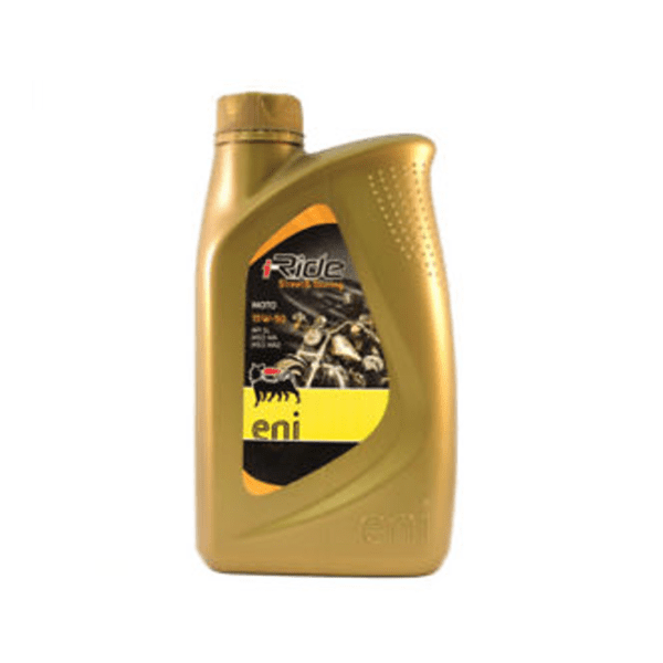 שמן Agip eni i-Ride 4T 15W50