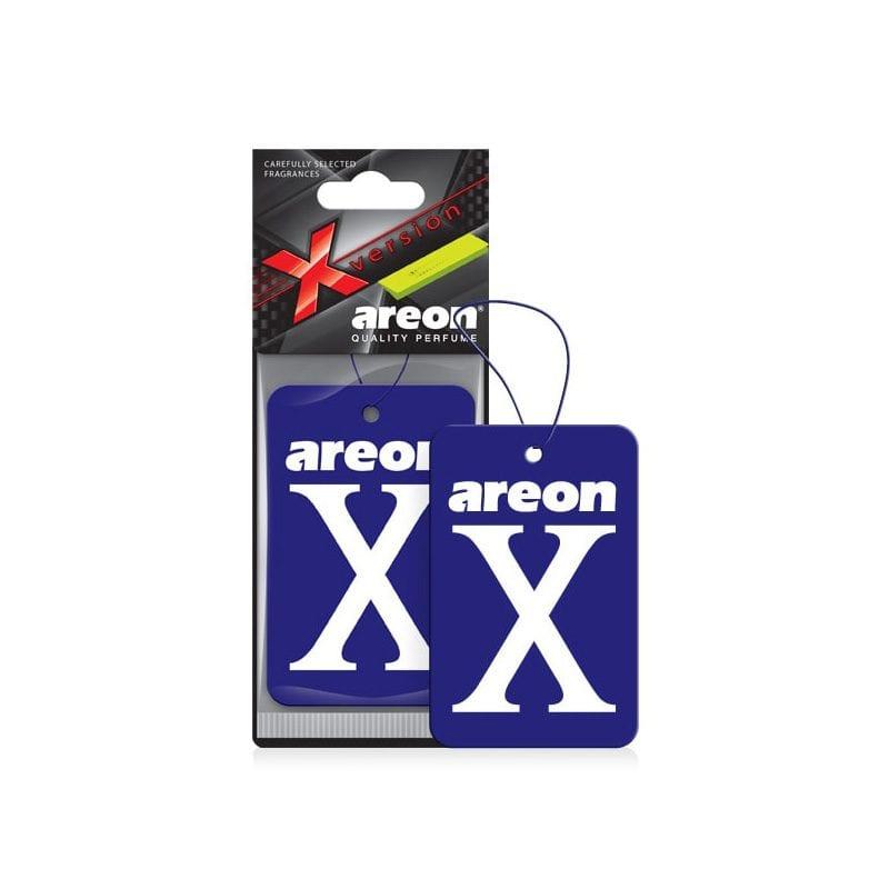 עץ ריח בניחוח קוקוס Areon X Blue