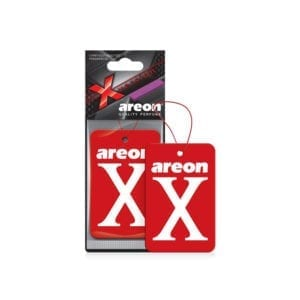 עץ ריח בניחוח מסטיק Areon X Red