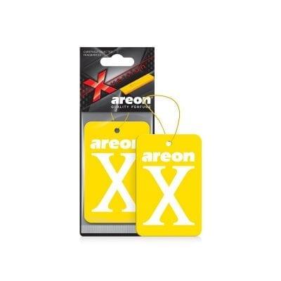 עץ ריח בניחוח וניל Areon X Yellow