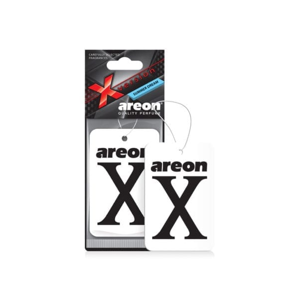 עץ ריח Areon X White SummerDream