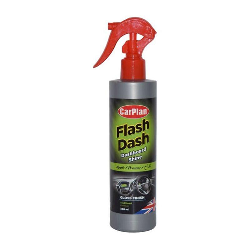 תרסיס מחדש פלסטיק בריח תפוח Carplan Flash Dash