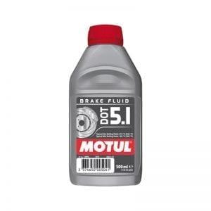 נוזל (שמן) בלמים Motul DOT5.1