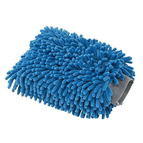 כפפת מיקרופייבר כחולה Chemical Guys Chennille