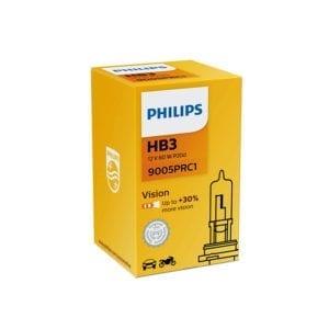 נורה PHILIPS Vision HB3