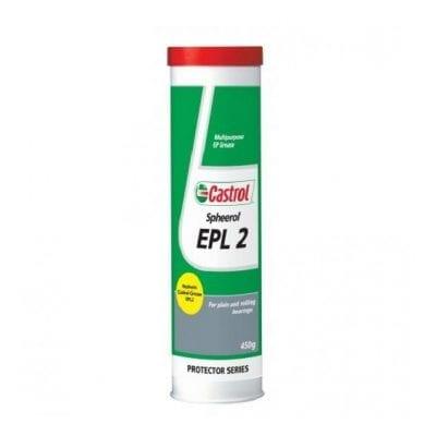 גריז ליטיום שחור Castrol Spheerol EPL 2