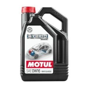 שמן Motul HYBRID 0W16 4L