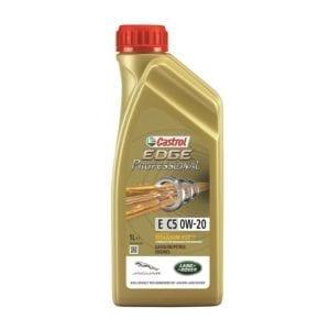 שמן Castrol EDGE 0W20 E C5 1L