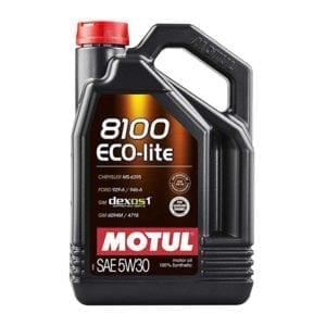 שמן Motul 8100 ECO-lite 5W30 5L