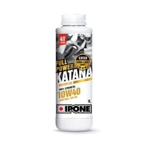 שמן IPONE 4T Katana Full Power 10W40