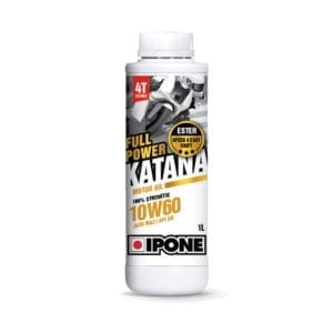 שמן IPONE 4T Katana Full Power 10W60