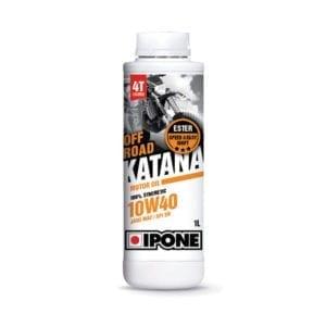 שמן IPONE 4T Katana Off-Road 10W40