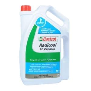 נוזל קירור אדום Castrol Radicool SF