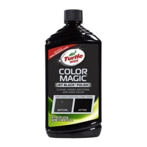 פוליש Turtle Wax Color Magic Jet Black