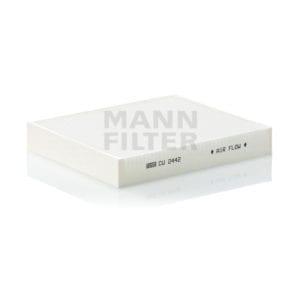 מסנן (פילטר) קבינה MANN CU 2442