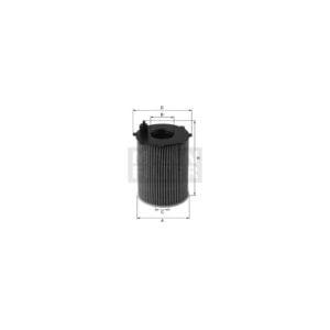 מסנן (פילטר) שמן MANN HU 6020 z