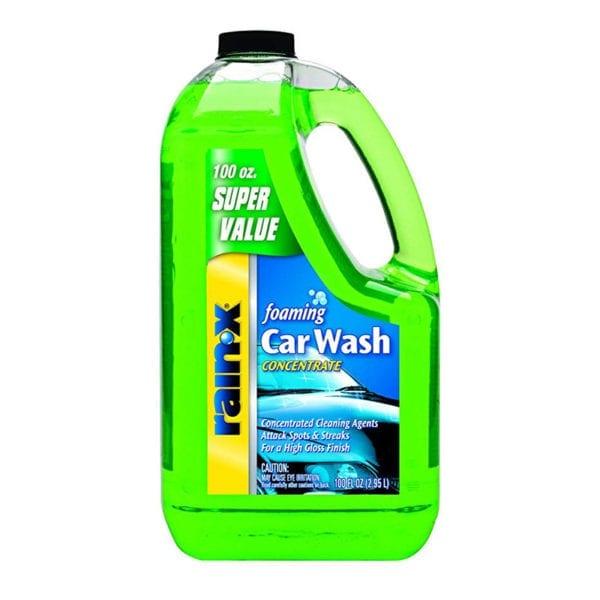 שמפו RainX Foaming Car Wash 1.89L