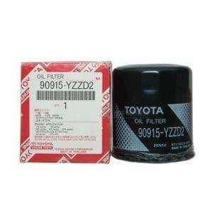 מסנן (פילטר) שמן TOYOTA 90915-YZZD2