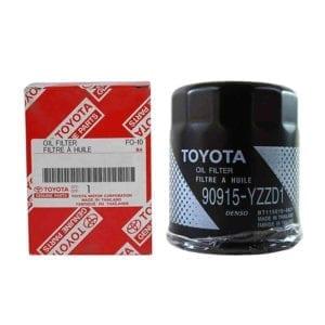 מסנן (פילטר) שמן TOYOTA 90915-YZZD1