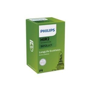 נורה PHILIPS LongLife EcoVision HIR2
