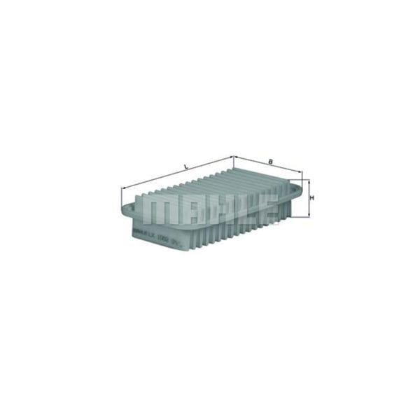 מסנן (פילטר) אוויר MAHLE LX 1002