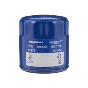 מסנן (פילטר) שמן ACDelco PF47E