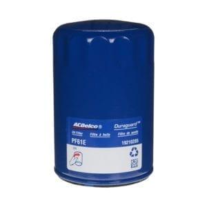 מסנן (פילטר) שמן ACDelco PF61E