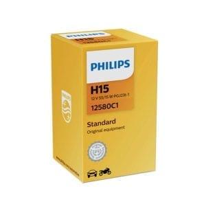 נורה PHILIPS Standard H15