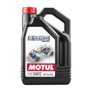 שמן Motul HYBRID 0W12 4L