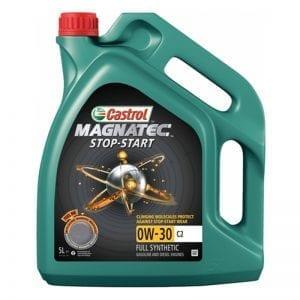 שמן Castrol Magnatec STOP-START 0W30 C2 5L
