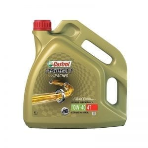 שמן Castrol 4T Power 1 Racing 10W40 4L