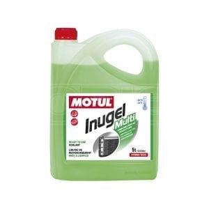 נוזל קירור ירוק Motul Inugel Multi 5L
