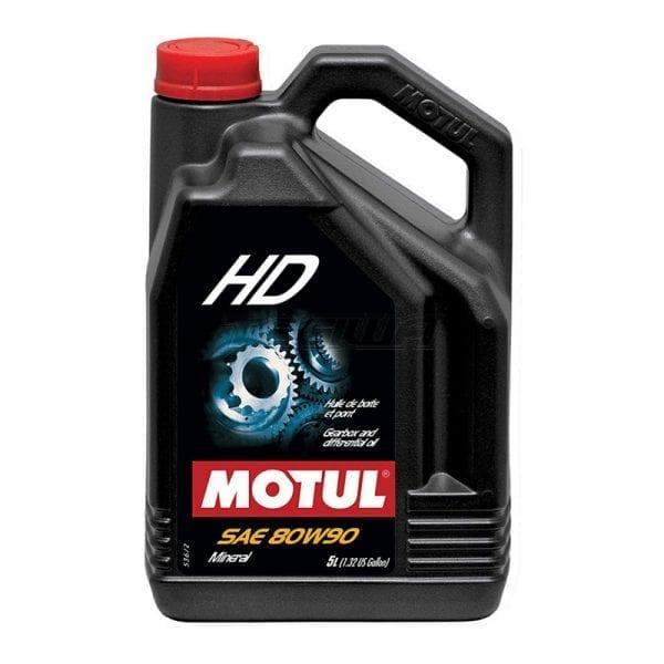 שמן גיר Motul 80W90 HD 5L