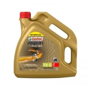 שמן Castrol 4T Power 1 Racing 10W60 4L