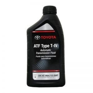 שמן גיר TOYOTA ATF TYPE T-IV