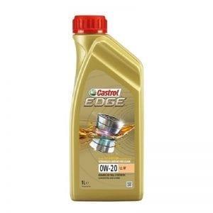 שמן Castrol EDGE 0W20 LL IV 1L