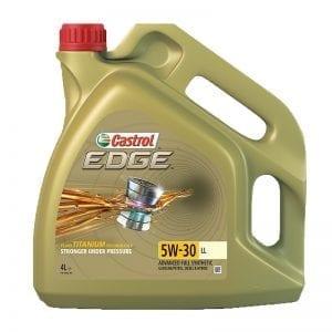 שמן Castrol EDGE 5W30 LL 4L