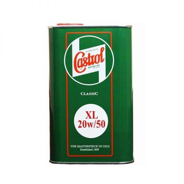 שמן Castrol Classic XL SAE20W50 1L