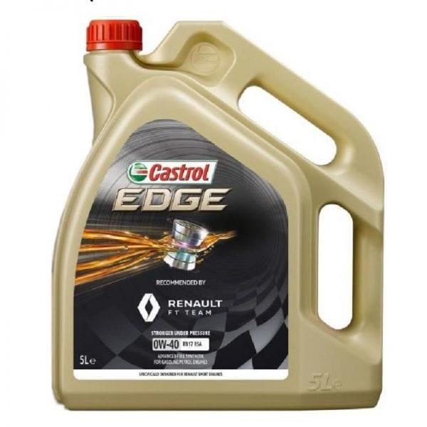 שמן Castrol EDGE RN-SPEC 0W40 RN17 RSA 5L