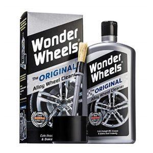 מנקה חישוקים עם מברשת Carplan Wonder Wheels